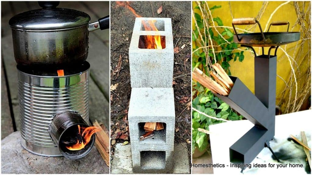 Charming spectacular pool waterfalls to fashion every for Homemade rocket stove plans