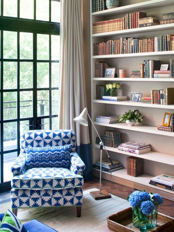 Home Library Design: 20 Marvelous Home Libraries That Every Book Worm Is Going