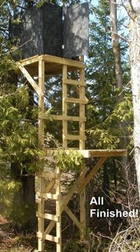 14. EPIC 15' DEER HUNTING BOX