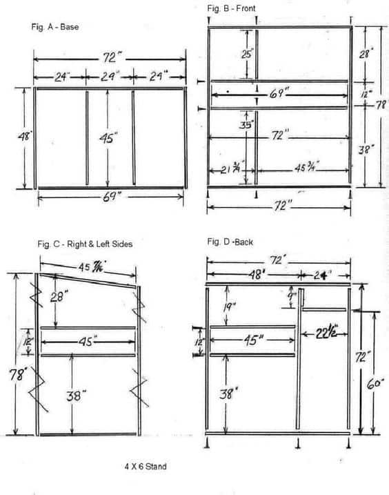 18. SCRIBD SHELTERS TROPHY DEER STAND PLANS