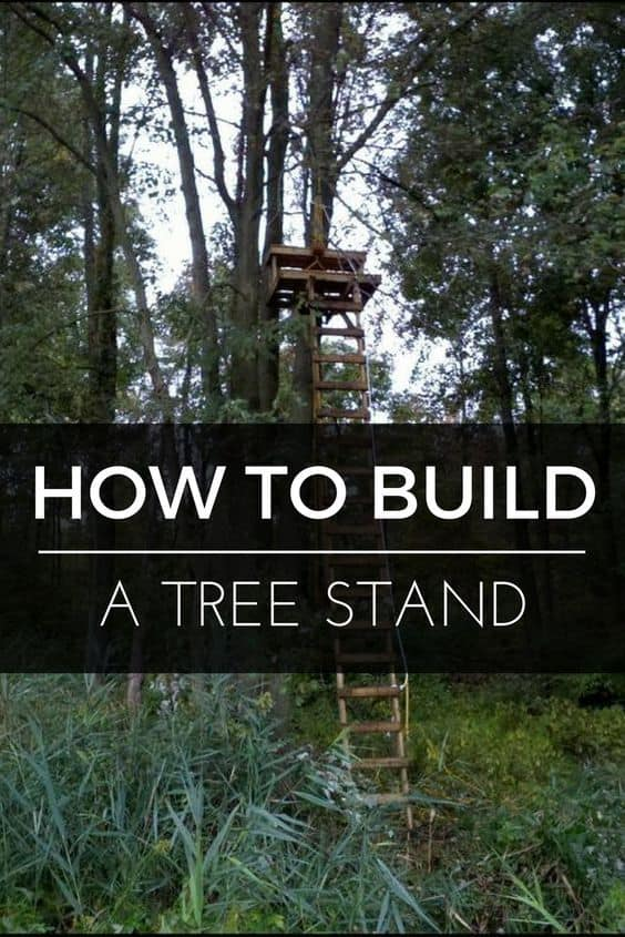 6. QUICK TREE STAND TUTORIAL