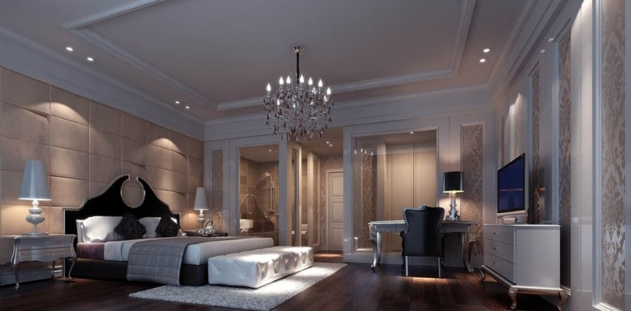 Luxurious Bedrooms You Will Wish To Sleep In Homesthetics Inspiring Ideas For Your Home