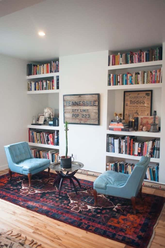 20 Marvelous Home Libraries That Every Book Worm Is Going