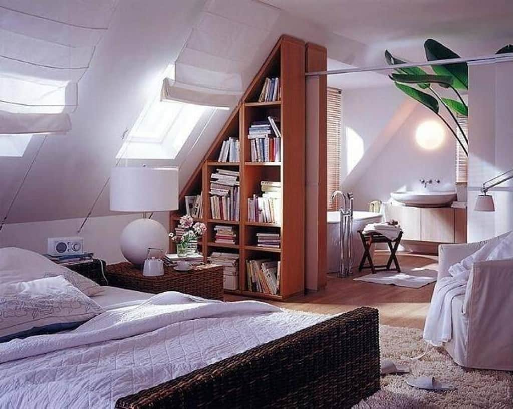 Cozy Attic Interiors That You Would Love To Live In ...