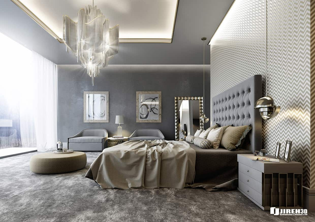 Luxurious Bedrooms You Will Wish To Sleep In - Homesthetics - Inspiring  ideas for your home.