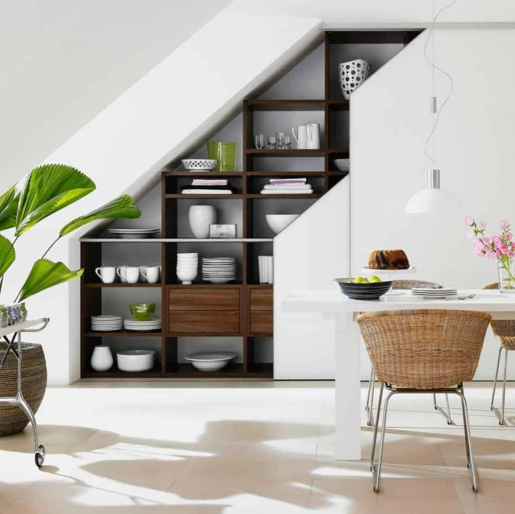 15 Smart Under-The-Stairs Designs That Will Impress You