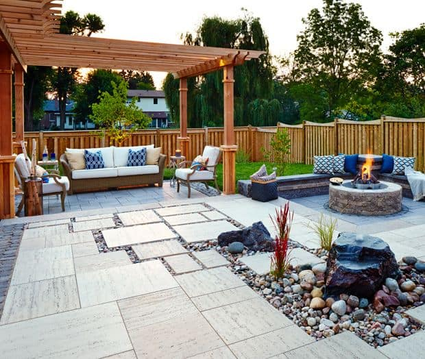 Beautiful And Modern Outdoor Furniture Garden Ideas: Fabulous Patios Designs That Will Leave You Speechless