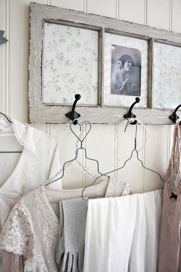17 Useful Ways To Repurpose Old Windows - Homesthetics - Inspiring ...