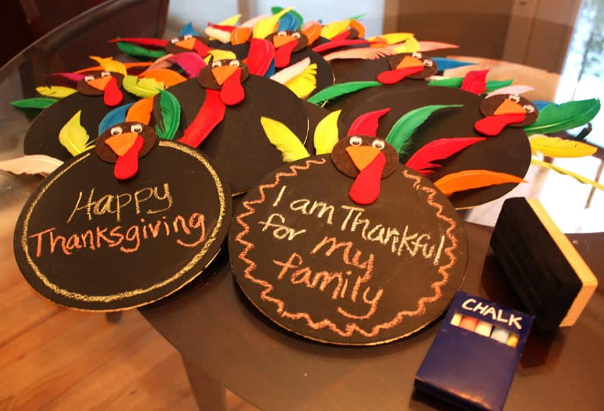 Thanksgiving Centerpiece Ideas For Preschoolers : Festive diy thanksgiving crafts that you are going to