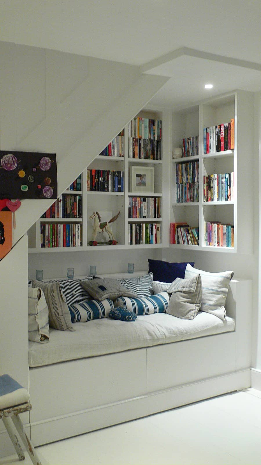 Library Room Ideas For Small Spaces: 20 Marvelous Home Libraries That Every Book Worm Is Going