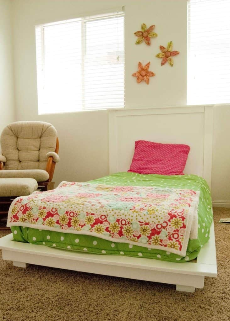 CUTE GIRL BED