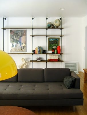 THE SIMPLE BOOKCASE PLAN