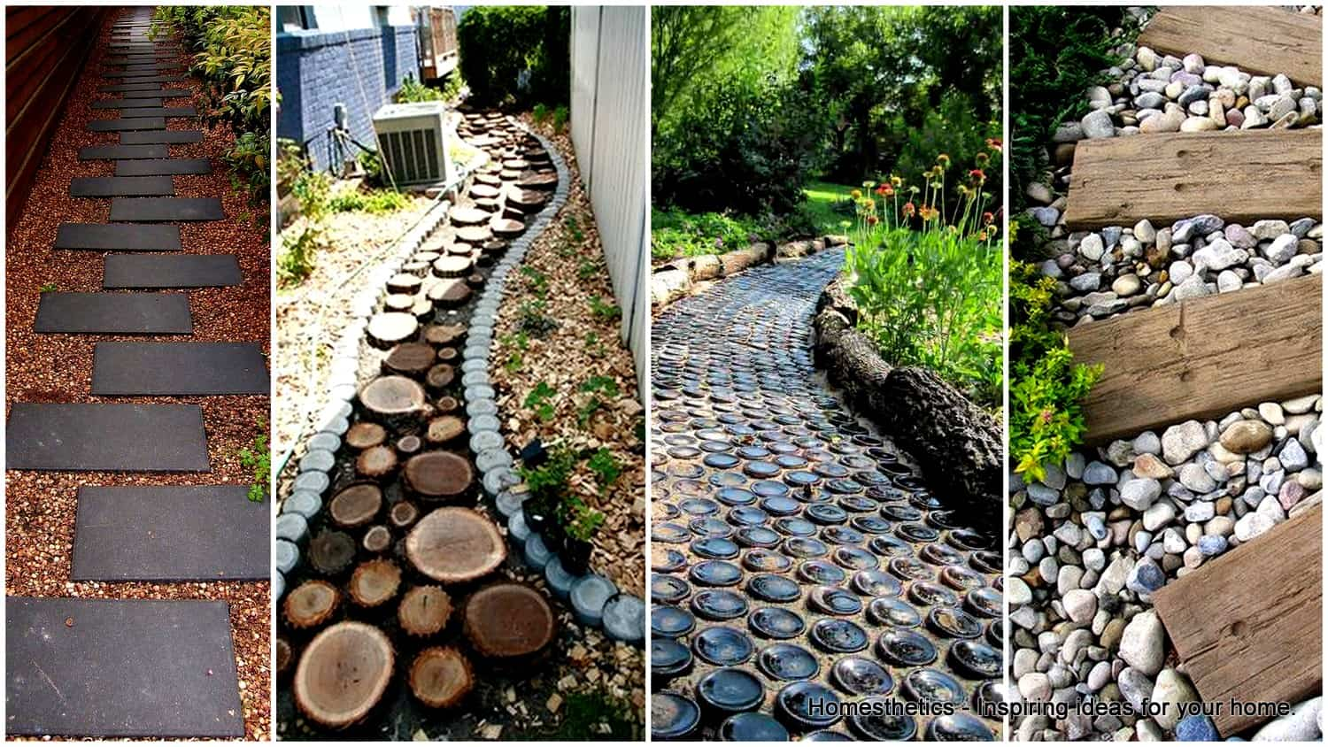 Merveilleux 19 Stunning Garden Pathways That You Can Make On Your Own