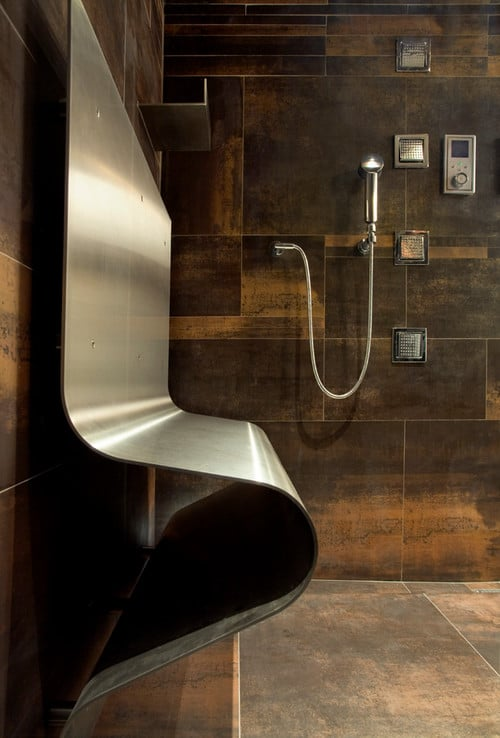 19 of the Coolest Futuristic Shower Designs to Follow in 2018 12
