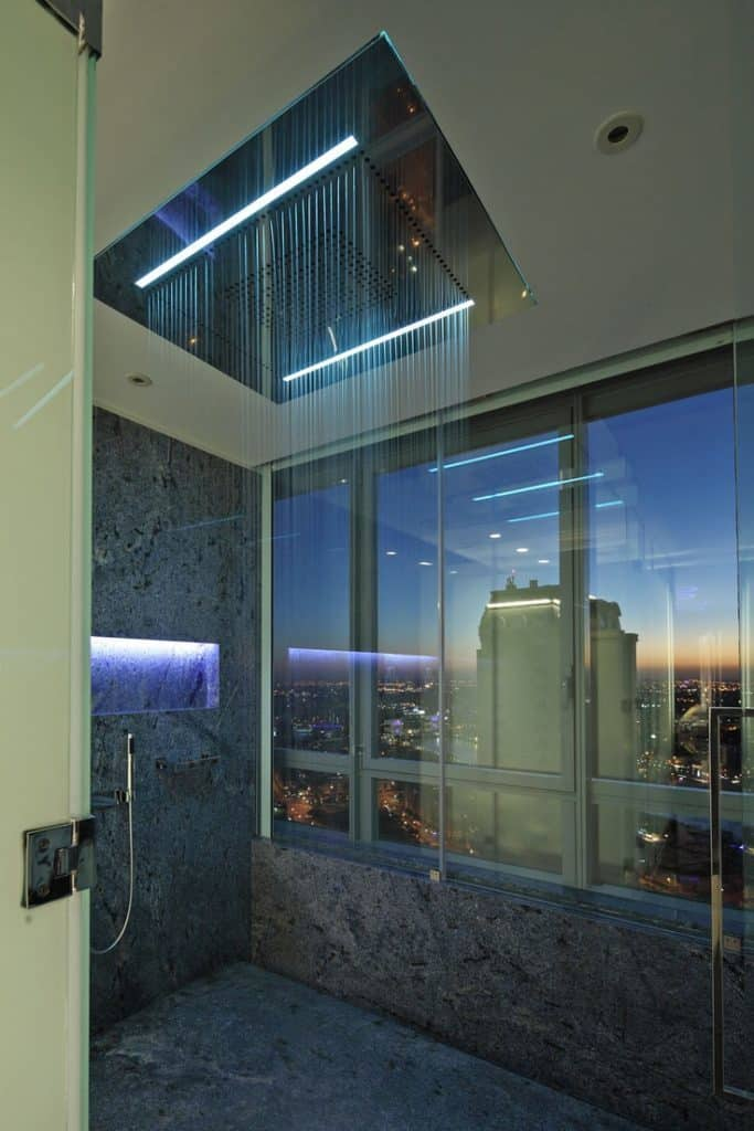 19 of the Coolest Futuristic Shower Designs to Follow in 2018 16