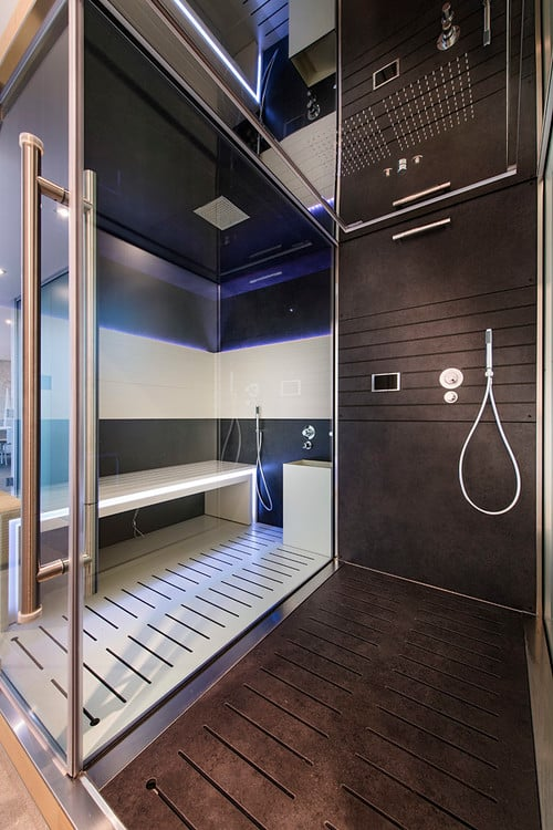 19 of the Coolest Futuristic Shower Designs to Follow in 2018