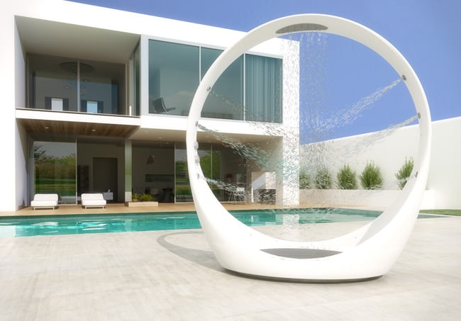 DIEGO GRANESE'S MASTERPIECE – THE AMAZING LOOP SHOWER