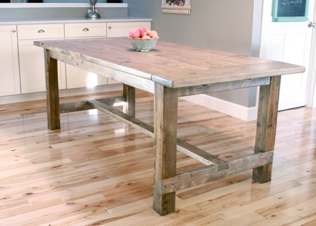 FARMHOUSE TABLE ISLAND