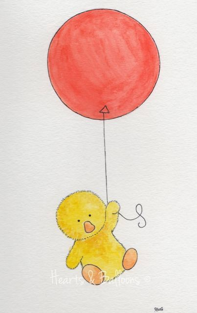 88. ONE RED BALLOON FLOATS A CHICKEN AROUND