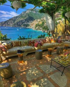 VILLA TREVILLE patio golf views