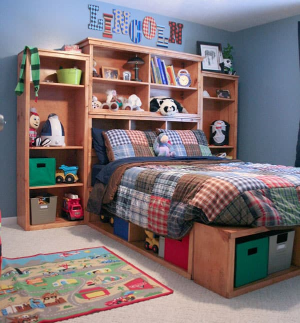 57 Diy Free Bookshelf Plans Learn How To Build A