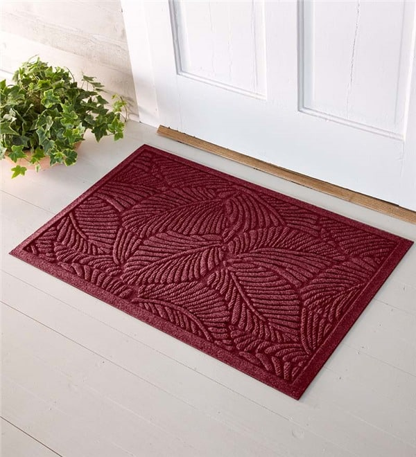 GOOD FENG SHUI DESIGNED MAIN ENTRY RUG