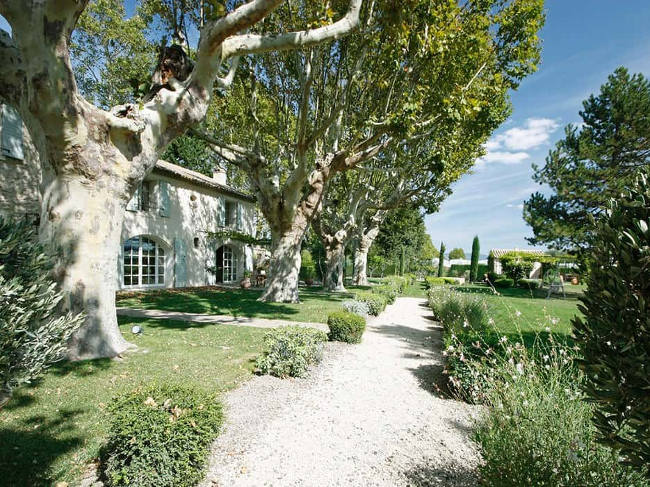 luxury villa L'ANTIQUAIRE