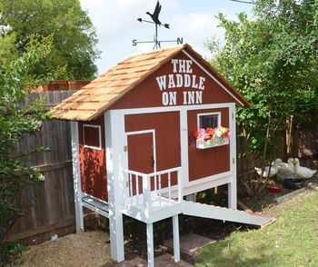 THE WADDLE ON INN