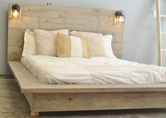 29 Brilliant Easy To Build Diy Platform Bed For A Cozy Bedroom