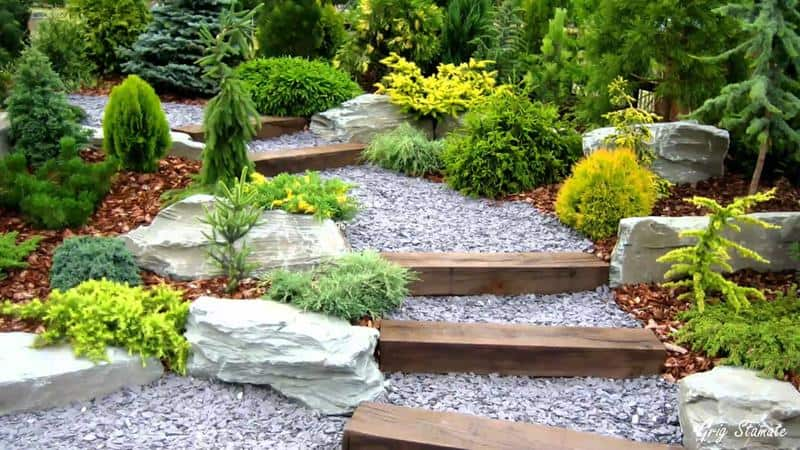 How To Do Landscaping On Your Own | New House Designs Grless Gardens Html on