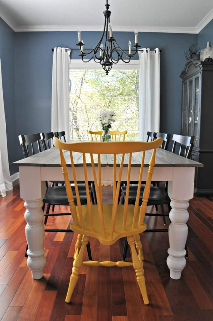 LARGE FARMHOUSE TABLE
