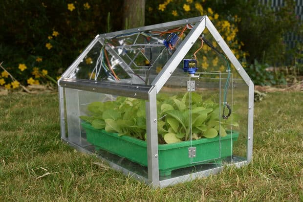 GREENHOUSE OF THE FUTURE - THE IGREENHOUSE