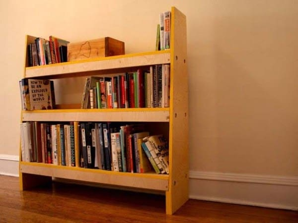 THE CLASSIC WALNUT BOOK CASE
