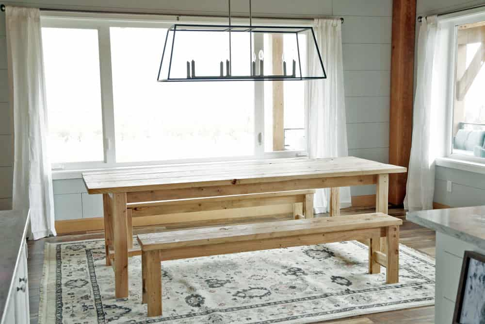 BEGINNER FARM TABLE