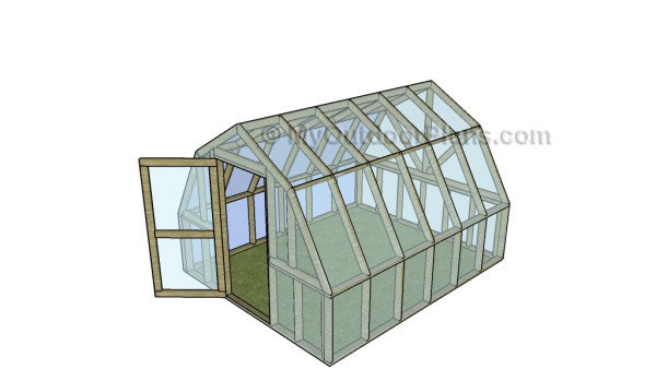 LEARN HOW TO CREATE AN AMAZING DIY BARN GREENHOUSE