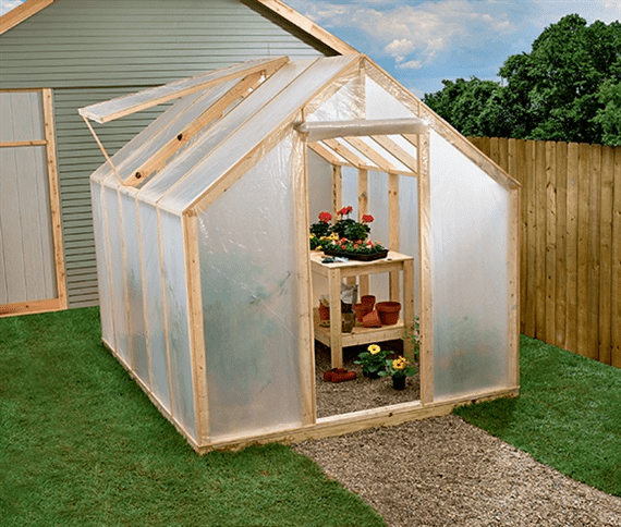 THE SIMPLE DIY GREENHOUSE BY BLACK + DECKER