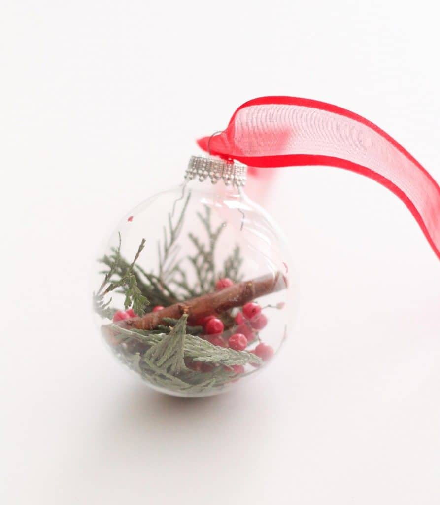 60. Learn How To Create These Beautiful DIY Botanical Ornaments
