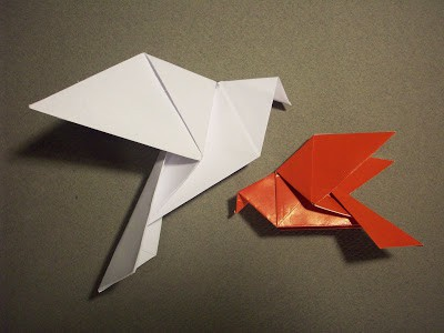 67. Learn How to Create Beautiful Origami Birds