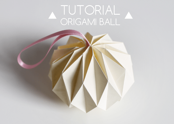72. A Test of Perseverance and Precision – The Amazing DIY Origami Ball