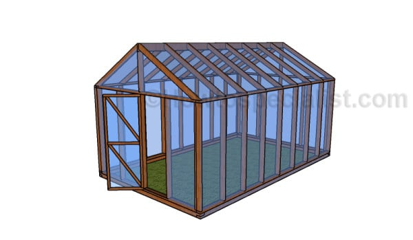 LEARN HOW TO CREATE A DURABLE AND FUNCTIONAL GREENHOUSE