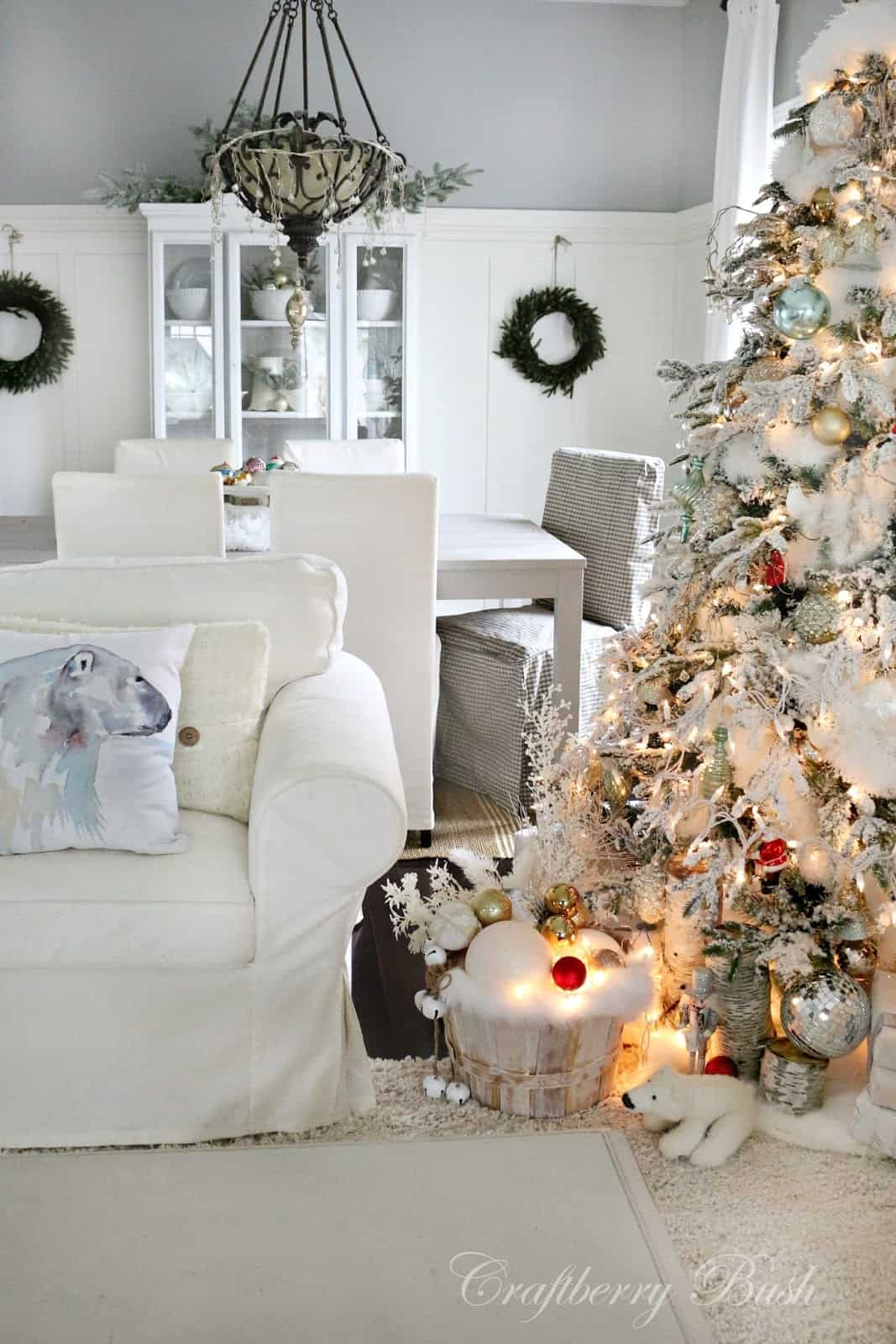 The Simple Guide To The Best Christmas Interiors ...