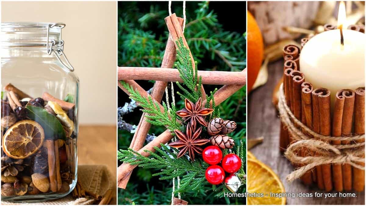 diy orange cinnamon sticks christmas decorations for a jolly home