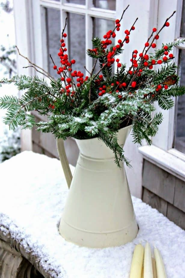 astounding pinterest outdoor christmas decorations images ideas best cottage on