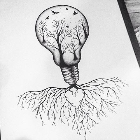 75. IDEAS TAKE ROOTS
