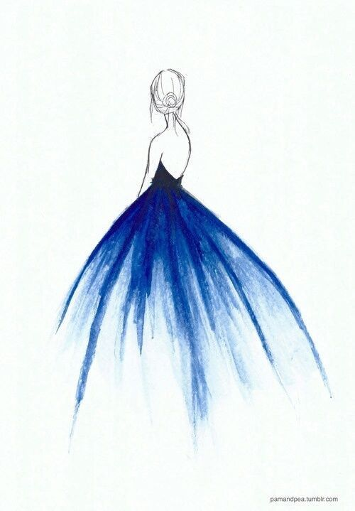 68. DRAW YOUR DREAM-DRESS