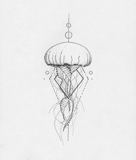 45. NATURALNESS IN ONE SPLENDID JELLYFISH