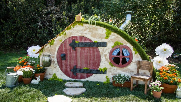 DIY HOBBIT HOLE