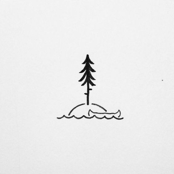 29. ONE TREE, ONE ISLAND, ONE BOAT
