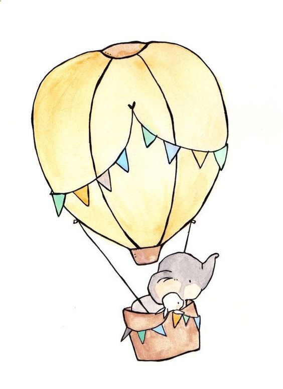 86. DRAW AN ELEPHANT AND A RABBIT ADVENTURING