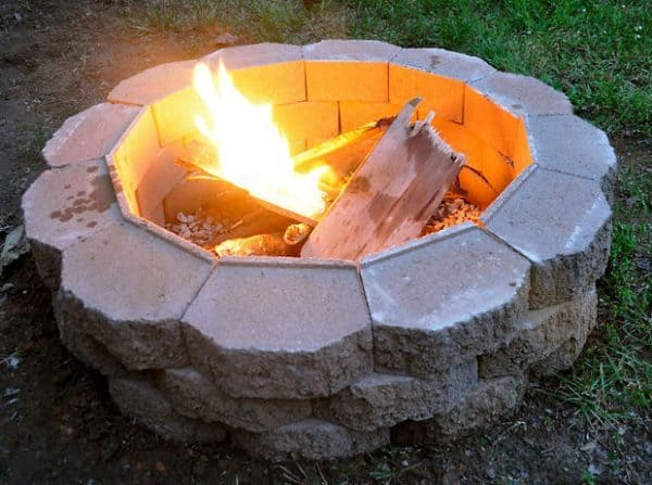 THE QUICK BUILD FIRE PIT